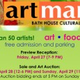 Art Sale & Silent Auction :: April 27 - 29, 2012
