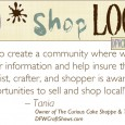 The go-to resource for buying & selling local in the DFW area